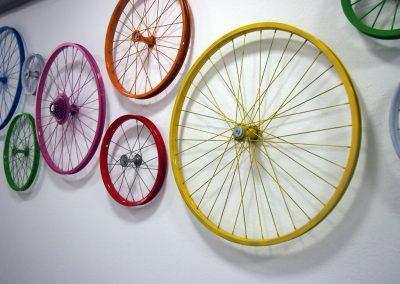 Szatnia dla rowerzystów