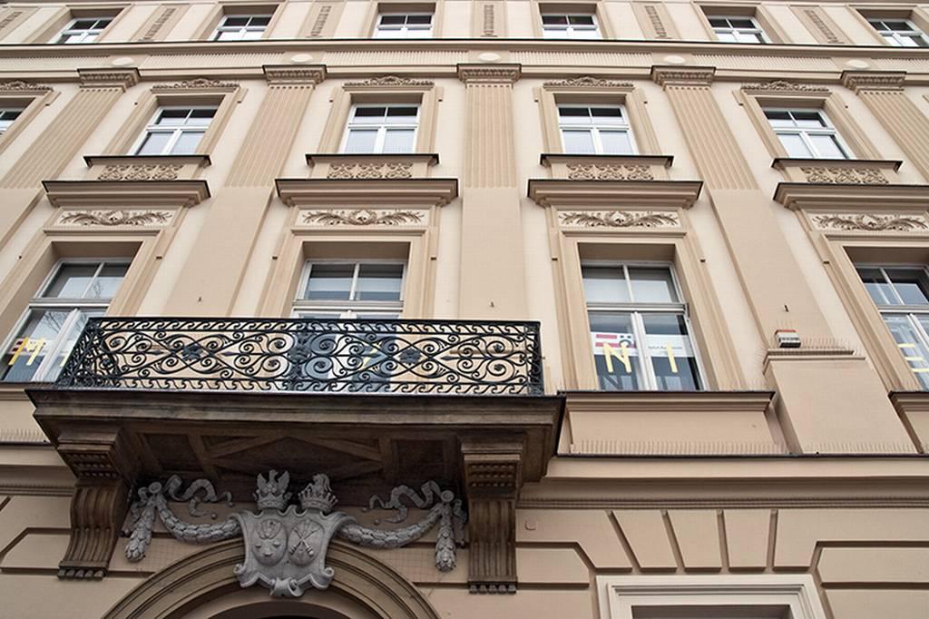 Mieszkanie ul. Basztowa – 64,14 m2