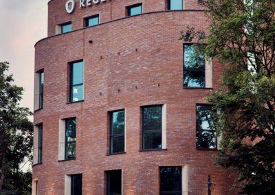 O biurowcu Regent Office w Dzienniku Polskim