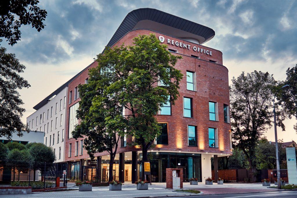 W Property News o naszej nowej inwestycji, Regent Office