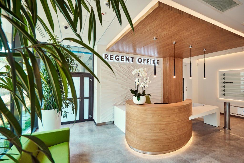 recepcja biura