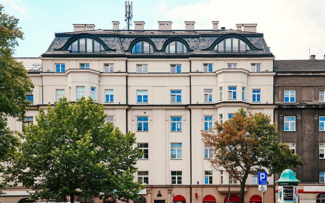 Prądnicka – Lokal biurowy/handlowy na parterze- 11,43 m2