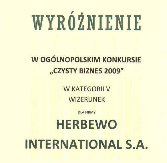 Czysty Biznes 2009