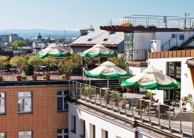 O zielonych dachach w CB Herbewo