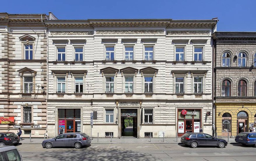 Karmelicka office Krakow centre