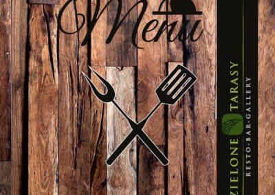 Nowe Menu w restauracji Zielone Tarasy