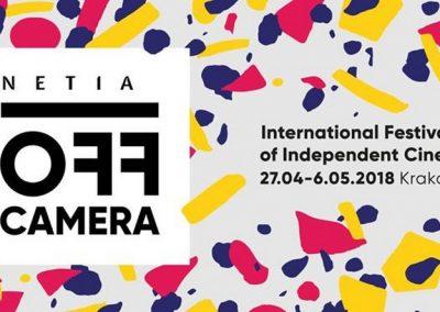 Festiwal Netia Off Camera 2018 na tarasie w Herbewo