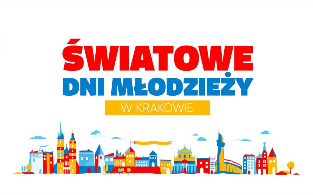 Public transportation and parking zones during World Youth Day in Krakow