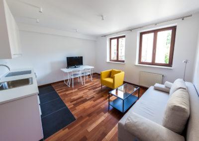 Apartment ul. Kremerowska – 45 m 2
