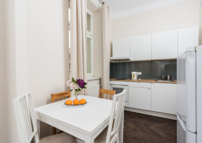 Mieszkanie ul. Basztowa – 28,38 m2