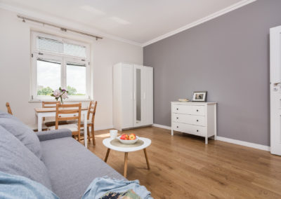 Mieszkanie ul. Basztowa – 40 m2