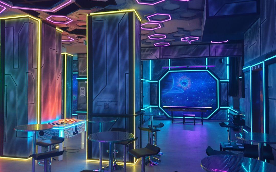 Cosmic Games Pub