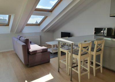 Basztowa apartment for rent