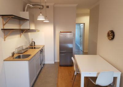 Basztowa – apartment 49 m2
